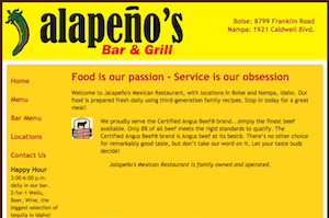 Jalapenos Mexican Restaurant