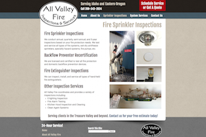 All Valley Fire Inspections and Services, Inc.