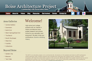 Boise Architecture Project