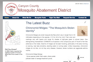 Canyon County Mosquito Abatement District