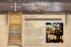 Epworth Chapel on the Green