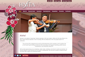 Hawaii Music Teachers Association