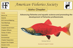 Idaho Chapter of the American Fisheries Society