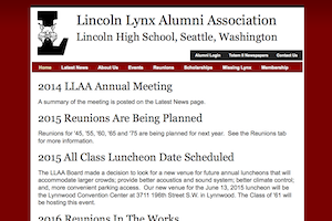 Lincoln High Lynx Alumni Association