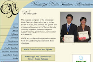Mississippi Music Teachers Association